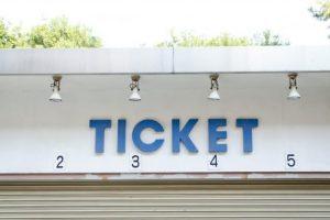 チケット回収